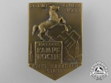 A 1932 Nationalsozialistische Kampf Woche Badge