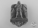 A 1936 Westfalen-South District Day Badge by Walgo Kierspe
