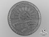 A 1938 Elbmündung District Day Badge by Sieper & Söhne
