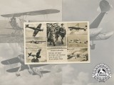 A Group of 4 Wartime Luftwaffe Picture Postcards (Heinkel)