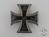 An Iron Cross First Class 1914 by Carl Dillenius