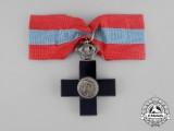 A Romanian Order of Cultural Merit; Commander, Type I (1930-1940)