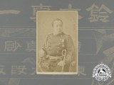 An Imperial Japanese Army Officer's Studio Photograph