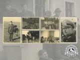 13 Wartime Wehrmacht Photographs of Unidentified Regiment