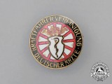 A KVDA (Driving Association of German Doctors) Membership Badge