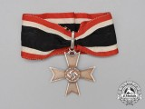 An Early Type Knight's Cross to the War Merit Cross by Zimmermann