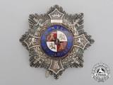 A Spanish War Cross; Breast Star Civil War Period (1938-1942)