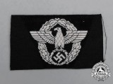 A Single Mint and Unissued M43 Police/Gendarmerie Overseas Cap Insignia