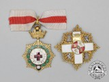 Two Spanish Medals & Awards