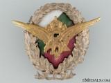 Bulgarian Air Force Academy Instructors Pilots Badge