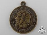 An 1870 Franco Prussian War Satirical Napoleon III Medal