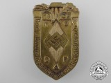 A 1935 HJ Trade Skills Competition Badge