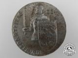 A 1934 Reichs Party Day Badge by Deschler & Sohn