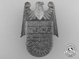 A 1934 Göttingen National Socialist Teachers League Conference Day Badge
