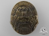 "A 1934 German Front ""Our Germany"" Propaganda Badge"