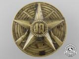 "An Early Republic of Yugoslavia ""Jugoslav Army"" Proficient Shooter Badge"