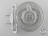 A Mint SS Officer's Buckle by RZM SS OLC 35/38