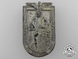 A 1933 Mindeheim Swabian Farmer's Day Badge