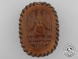 A 1935 Hessen-Nassau Darmstadt District Day Badge