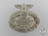 A 1934 SA Standarte 444 Spring Parade Badge