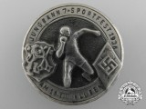 A 1936  HJ Jungbann 7 Sportfestival Badge