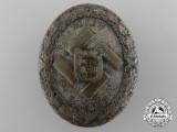 A Rare Gau Danzig Commemorative Badge 1939