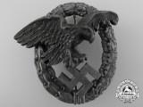 A Late War Luftwaffe Observer's Badge by Paul Meybauer