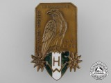 A Tyrolean Heimatwehr Long Service Badge