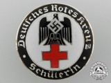 A German Red Cross Student Badge by A. Stübbe