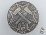 A Scarce German Mine Rescue Decoration