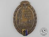 A 1937 Leipzig NSKK Award