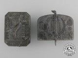 Two First War Hungarian Regimental Pins