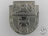 A 1938 NSDAP Uelzen District Conference Badge