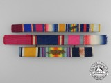 A Pair of First War British Ribbon Bars