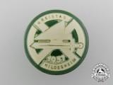 A 1937 Hildesheim District Council Badge by Schmölln