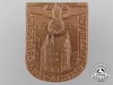 A 1939 NSDAP Alsfelt-Lauterbach District Council Badge by Richard Sieper & Söhne
