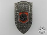 A 1933 NSDAP Osnabrück District Day Badge