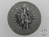 A 1937 Düsseldorf Reich's Exhibition of a Productive People Badge