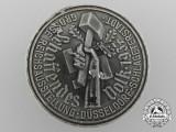 A 1937 Düsseldorf Reich's Exhibition of a Productive People Badge