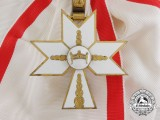 A Second War Croatian Order of King Zvonimir; Grand Cross