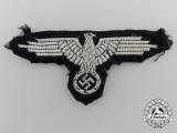 A Waffen-SS Overseas M43 Cap Eagle