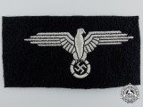 An SS Sleeve Eagle; French-Made Version