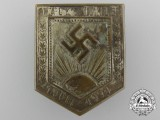 A 1934 Wälke Mill Badge