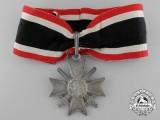An Early Knight's Cross of the War Merit Cross by Deschler