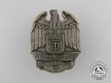 A 1928 Köln 14th German Gymnastics Festival Badge