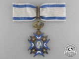 A Serbian Order of St. Sava; Commander's by Sorlini, Varaždin