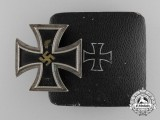 An Iron Cross First Class Named to Handler