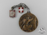 A 1940 Italian Medal for the Campaign Against France