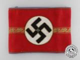 An NSDAP Ortsgruppe Zellenleiter and Hauptbetriebsobermann Armband