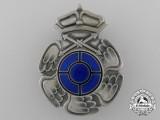 A Second War Finnish Radio Operator & Air Gunner Badge by Veljekset Sundqvist